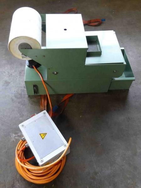Wagner + Böhringer RWS-25 Papierbandfilter
