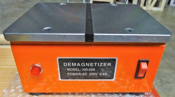 HD-200 Entmagnetisierer