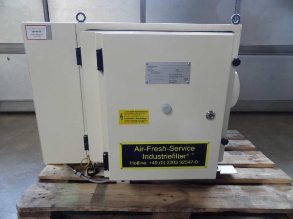 Air-Fresh-Service F-V2000 Öl- und Emulsionsabsaugung