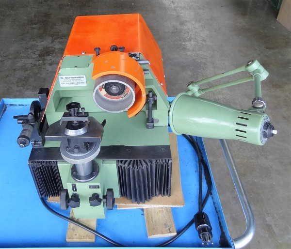 W. Scherrer SB-10 Werkzeugschleifmaschine