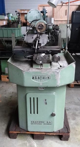 Agathon 125-S Werkzeugschleifmaschine