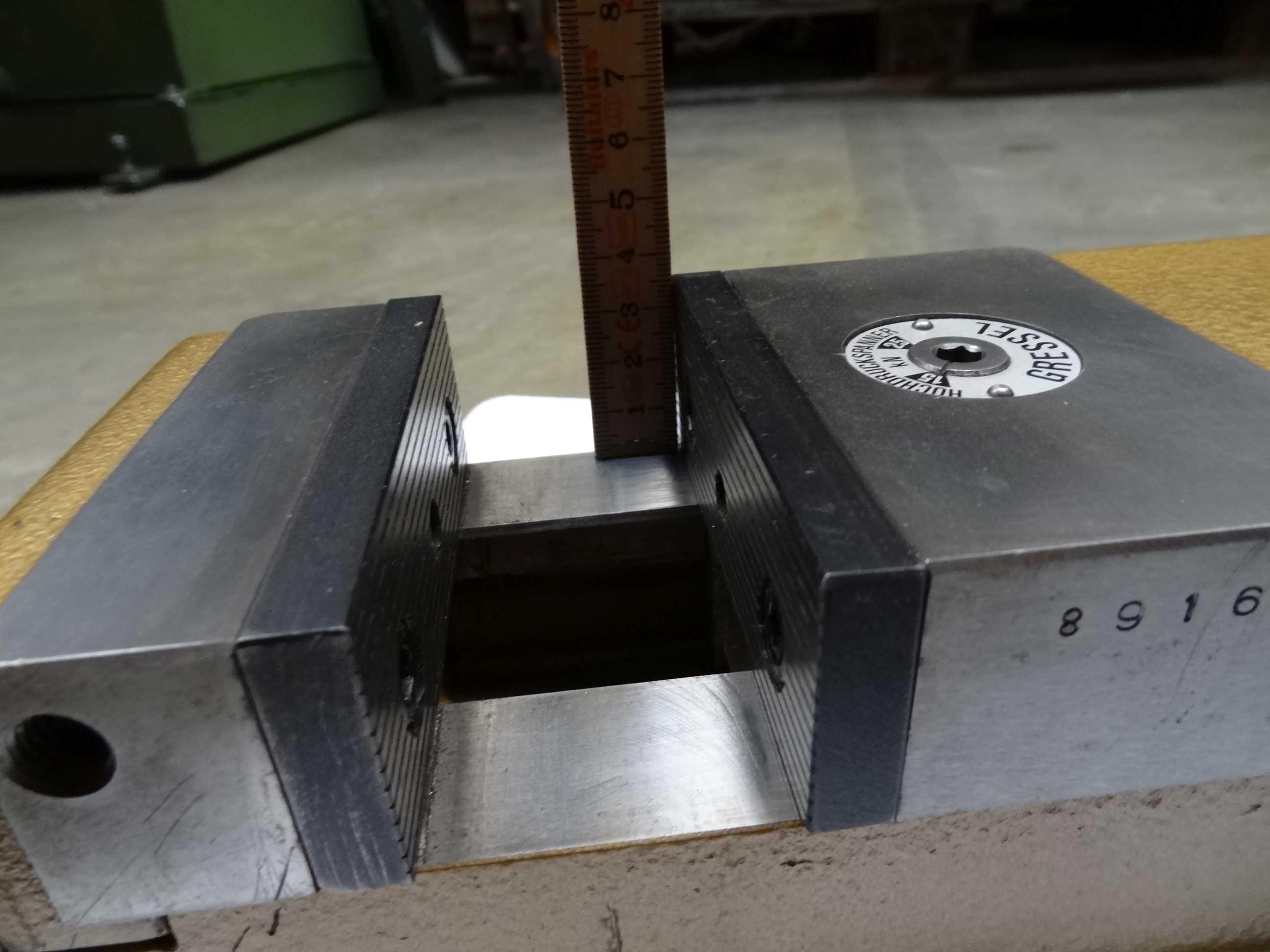 Gressel Schraubstock | mueller-werkzeugmaschinen.ch