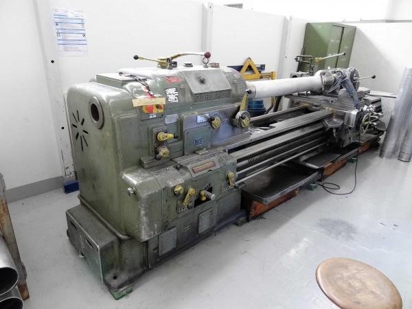 Oerlikon 53 C 4 Leit-/Zugspindeldrehmaschine