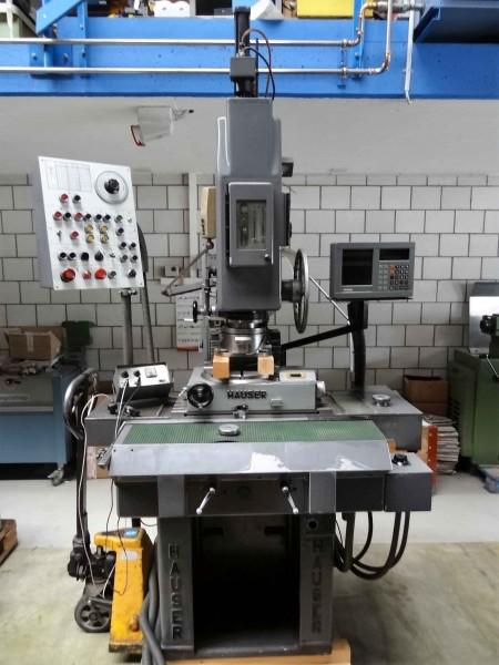 Hauser 3SM-DR Koordinatschleifmaschine