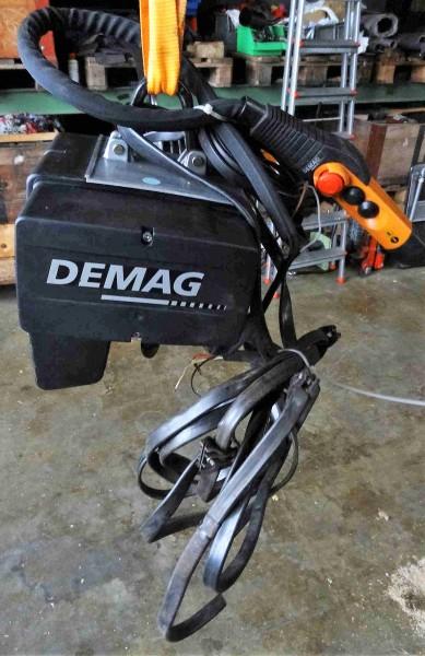 Demag DC-COM 2-250 1/1 H4 V6/1.5 Kettenzug