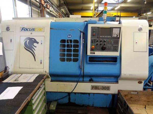 FOCUS CNC FBL-300 CNC-Drehmaschine