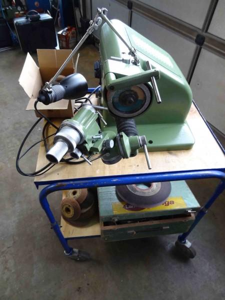 Pear AUP-8175 Stichelschleifmaschine